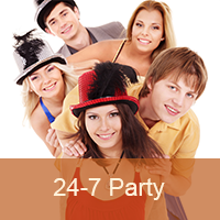 24-7  Party